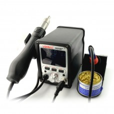 Soldering station 2in1 Yihua 995D+ with Hotair 720W