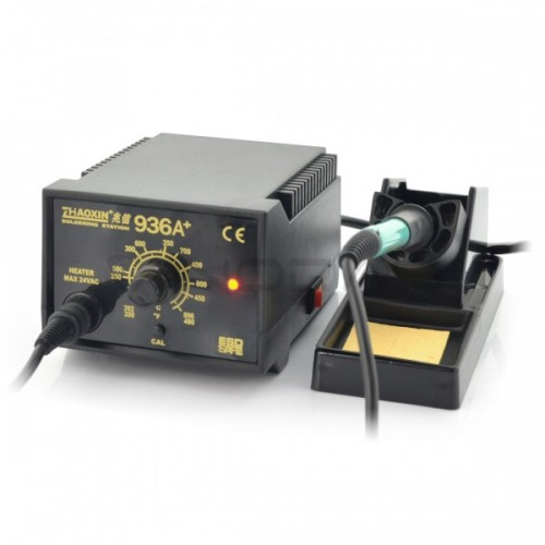 Soldering station Zhaoxin 936A+ 60W