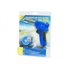 Soldering iron ZD-555 30-60W with solder extrusion