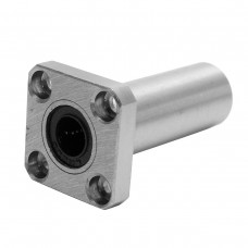 LMK12UU 12mm Square Flange Type Linear Bearing - extra long