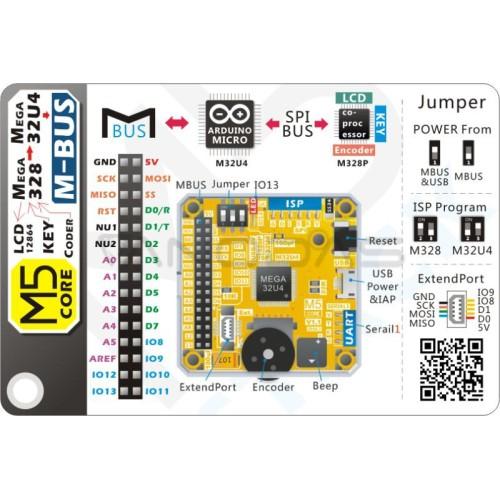 M5Stack Basic Core Development Kit ESP32