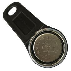 Magnetinis iButton raktas su juodos spalvos laikikliu
