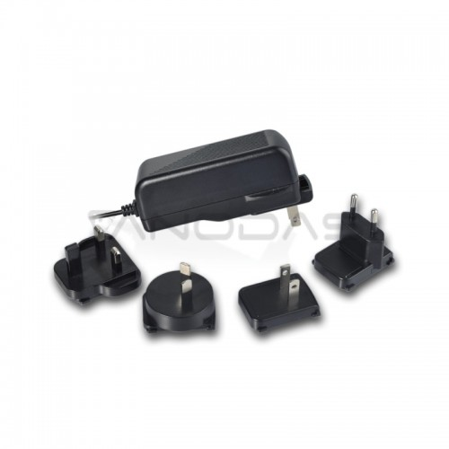 Power supply for UP Board 5V 4A - DC 5.5 / 2.1mm