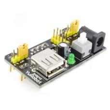 Maitinimo priedas maketavimo plokštėms MB102 - 3.3V 5V