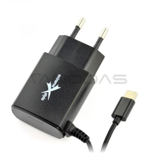 Maitinimo šaltinis Extreme USB-C 5V 3.1A