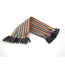 M-F wires 30cm (40pcs.)