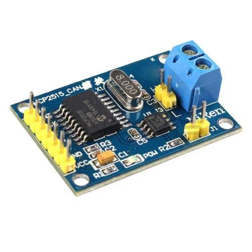 MCP2515 CAN Bus Module TJA1050 Receiver SPI Protocol