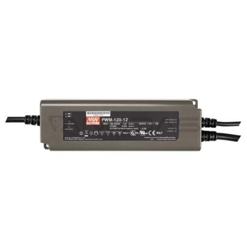 MEAN WELL Maitinimo Šaltinis 120W 12VDC 10A