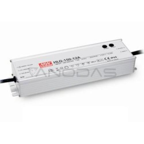 MEAN WELL Maitinimo Šaltinis 151.2W 24VDC 6.3A 90÷305VAC