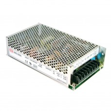 AC-DC Enclosed power supply with UPS function; Output 13.8Vdc at 11.5A  +13.3Vdc at 0.5A