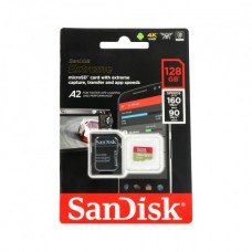 128GB 160Mb/s microSDXC Memory card SanDisk Extreme Pro A2