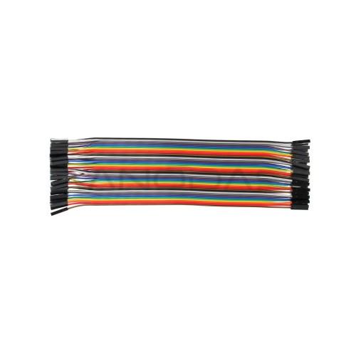 F-F wires 20cm (40pcs.)