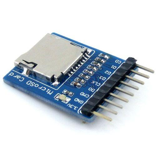microSD kortelių skaitytuvas