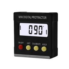 Mini Digital Protractor - Skaitmeninis kampo matuoklis 360 laipsnių