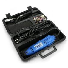 Geko 170W mini-drill with accessories - 40 elements