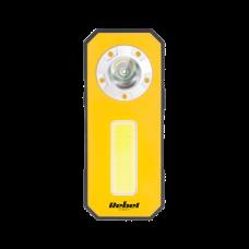 Mini rechargeable work light (3W COB + 3W LED)