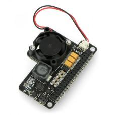 Mini PoE Hat module for Raspberry Pi 4B/3B+/3B + fan UCTRONICS U6110