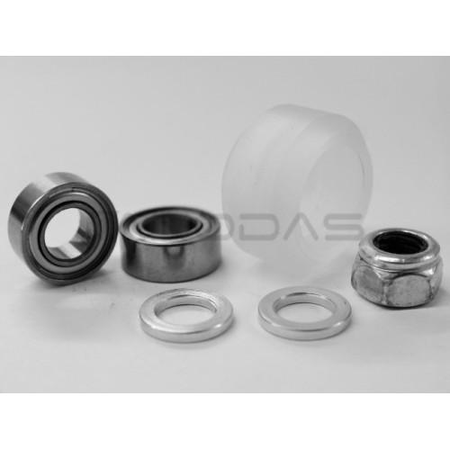 Mini ratuko rinkinys skirtas aliuminio profiliui