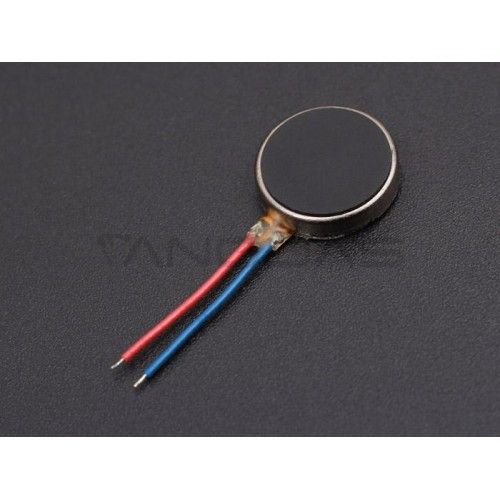 Mini Vibration Motor 10x10x2.0mm - 3V