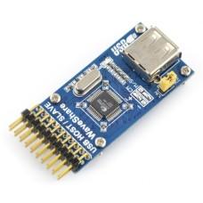 Waveshare 4142 USB keitiklis SL811