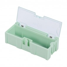 SMD SMT Electronic Case Box Kits Components Storage Container