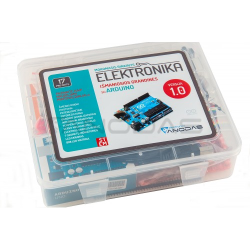 Educational Electronics Kit - Smart Chains with ARDUINO