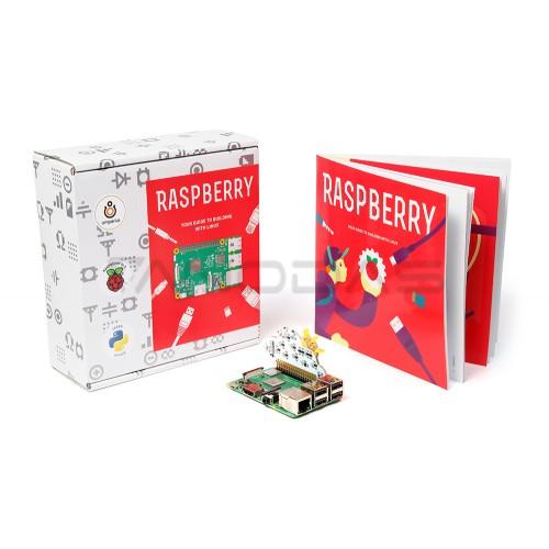 Mokomasis Raspberry rinkinys - programuok Linux aplinkoje naudojant Python programavimo kalbą
