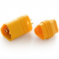 Plug; DC supply MT60 male PIN:3 for cable soldered 60A 500V