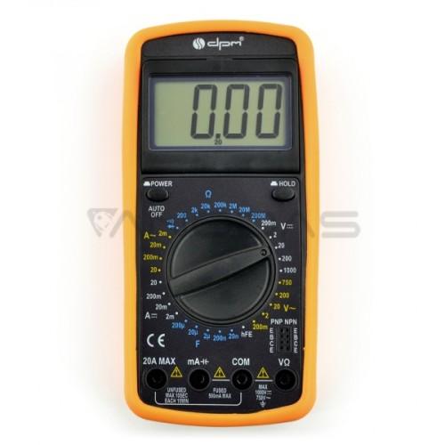 Multimetras DPM DT9205A