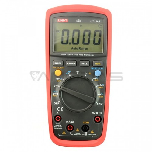 Multimeter UNI-T UT139B