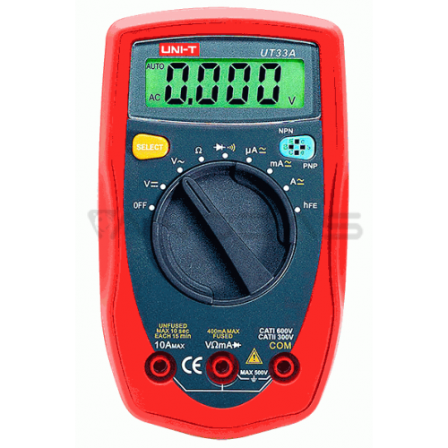 Multimeter UNI-T UT33A