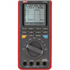 UNI-T UT81B skaitmeninis oscilografas - multimetras 1x8 MHz 40 MSPS