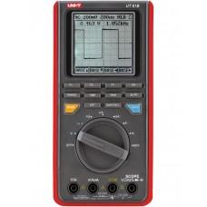 UNI-T UT81B Handheld LCD Digital Scopemeter Oscilloscope Multimeter 1x8 MHz 40 MSPS