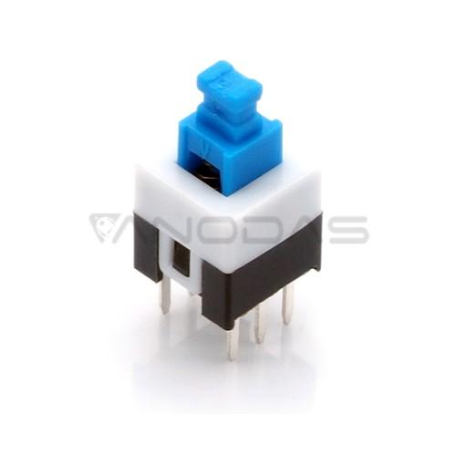 Mygtukinis jungiklis Self-Lock 30VDC 0.1A