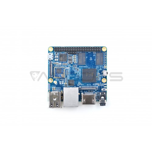 NanoPi A64 WiFi - Allwinner A64, Quad-Core 1,15GHz + 1GB RAM