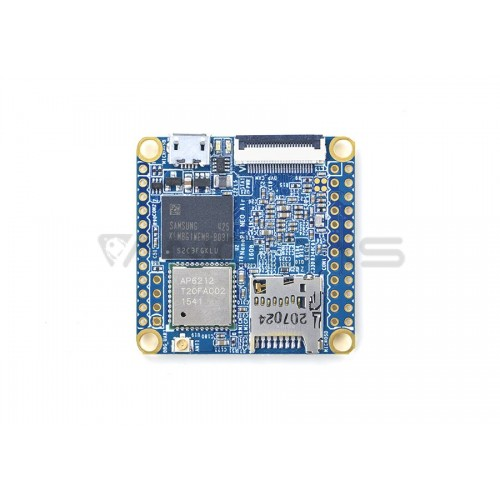 NanoPi NEO Air WiFi - Allwinner H3 Quad-Core 1.2GHz + 512MB RAM + 8GB eMMC