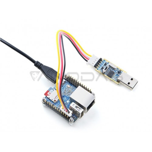 NanoPi NEO Basic StarterKit with NanoPi NEO 512MB