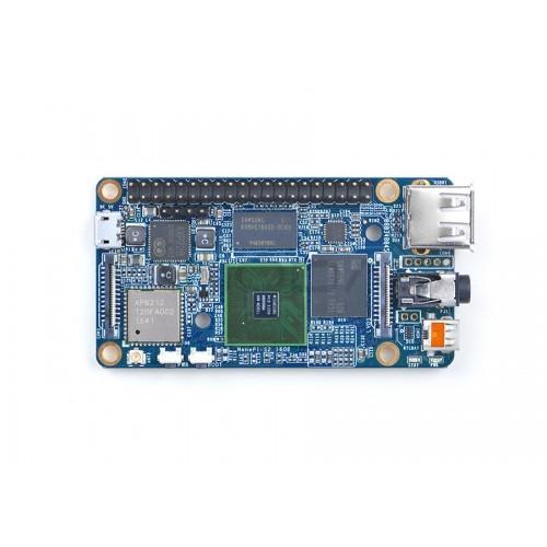NanoPi S2 - Samsung S5P4418 Quad-Core 1.4GHz + 1GB RAM + 8GB eMMC