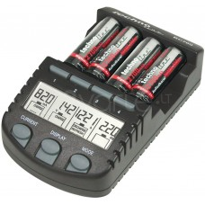 NiCd.NiMH AAA.AA battery charger with LCD display BC-700