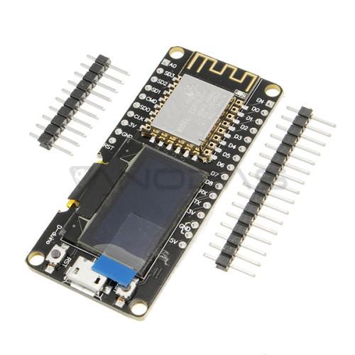 "Nodemcu WiFi ESP8266 controller with OLED 0.96"" display"