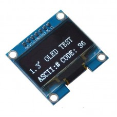 OLED 1.3inch display (White)