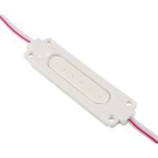 LED modulis 2W mėlyna šviesa 180lm 160° 12VDC