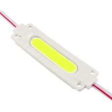 LED module 2W green 180lm 160° 12VDC