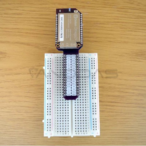 Onion Breadboard Dock