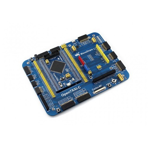 Open746I-C B komplektas - STM32F7 projektavimo plokštė