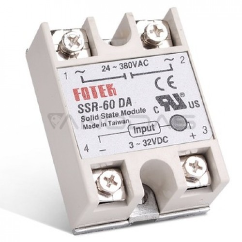 Solid State Relay SSR-60 DA