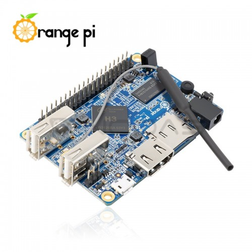 Orange Pi Lite - Alwinner H3 Quad-Core 512MB RAM WiFi