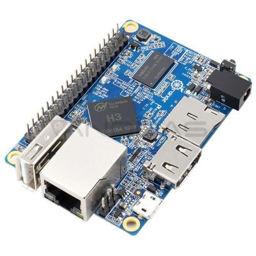Orange Pi One - Alwinner H3 Quad-Core 512MB RAM Mikrokompiuteris