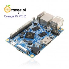 Orange Pi PC2 - Alwinner H5 Quad-Core 1GB RAM Mikrokompiuteris
