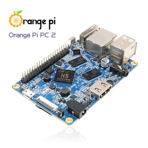 Orange Pi PC2 - Alwinner H5 Quad-Core 1GB RAM Mikrokompiuteris